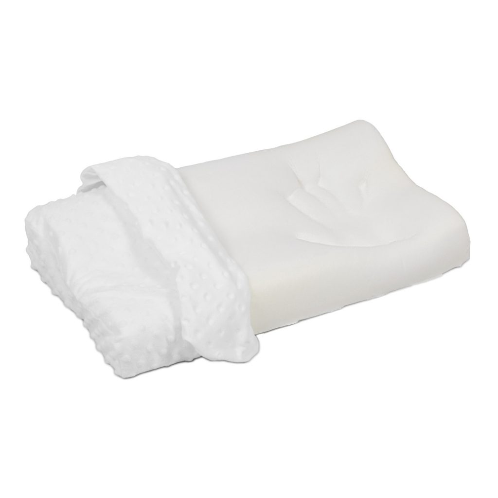 contoured memory foam pillow foam