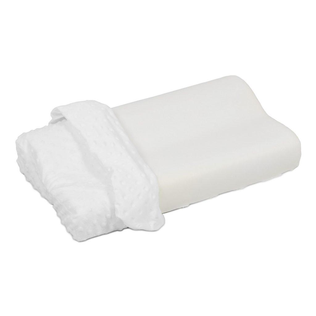 contoured memory foam pillow foam 2