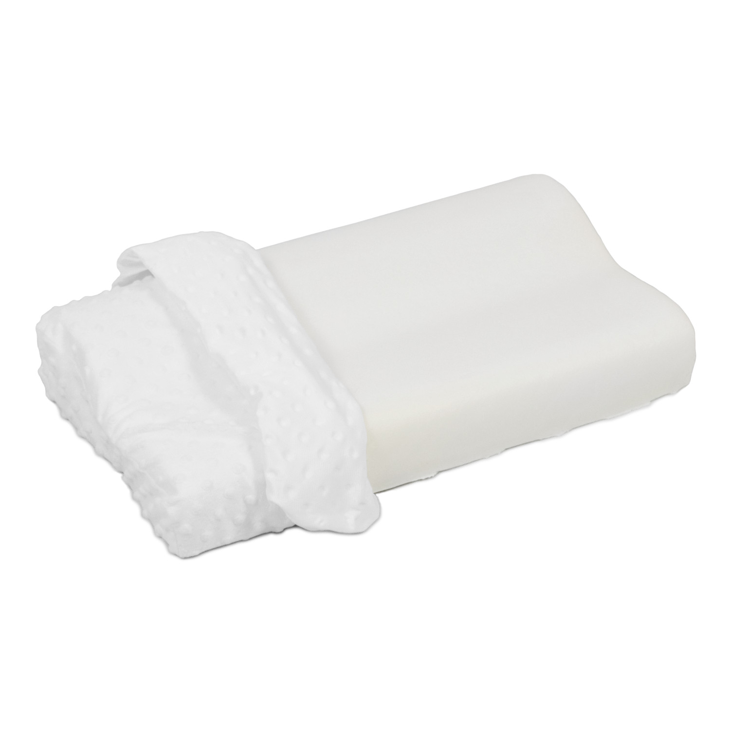 contoured memory foam pillow foam 2