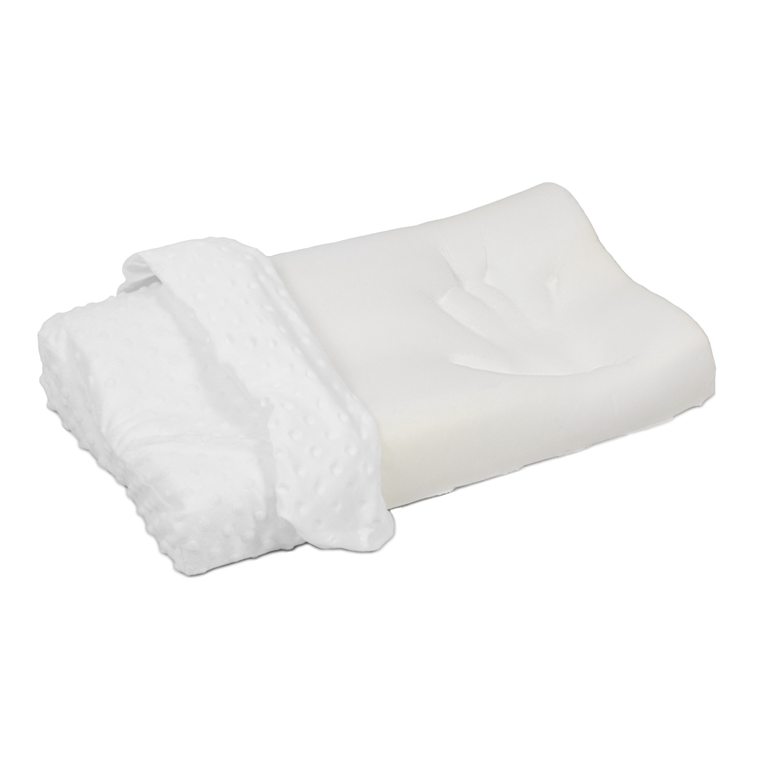 contoured memory foam pillow foam