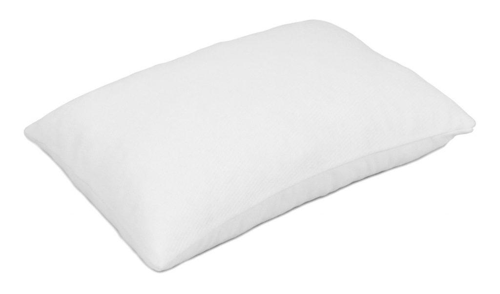 shredded memory foam pillow banner